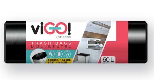 viGO! LD 60 l 10ks 60x70cm 28my černý Q002 -7721200
