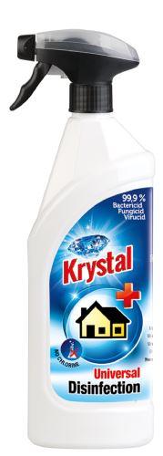 Krystal univerzální dezinfekce 750ml MR