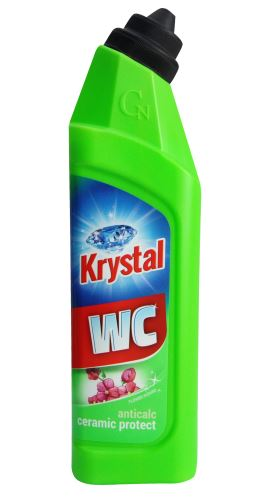 Krystal WC zelený 750ml