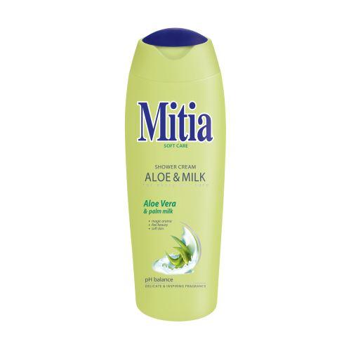 Mitia sprchový krém 400ml aloe milk