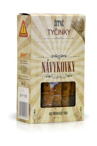 Tyčinky Návykovky žitné 100g krabička
