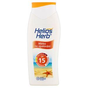 Helios Herb mléko na opalování OF30 200ml
