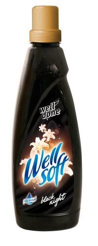 Wellsoft aviváž Black night 1 l Welldone