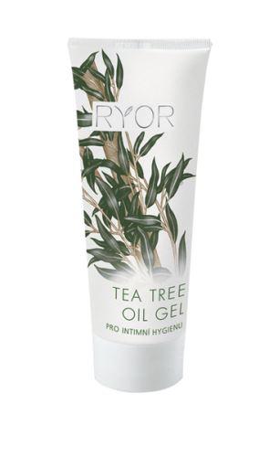 RYOR tea tree oil pro intimní hyg.200ml tuba