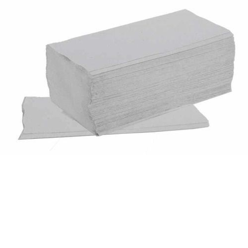 Ručníky Z-Z bílé 3000ks 2vrstvé Katrin (36180/65944)