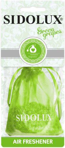 Sidolux osvěžovač vzduchu Green grapes aroma sáček
