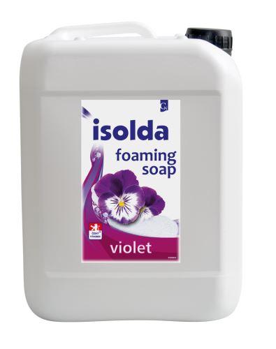 Isolda mýdlo pěnové Violet 5 l