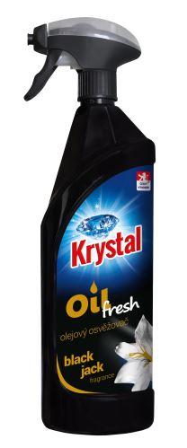 Krystal olejový osvěžovač Black Jack fragrance 750ml