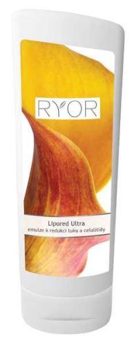 RYOR Lipored Ultra emulze k redukci tuku a celulitidy 200ml flakon