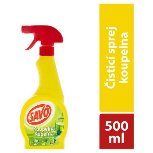 Savo koupelna mainstream spray 500ml