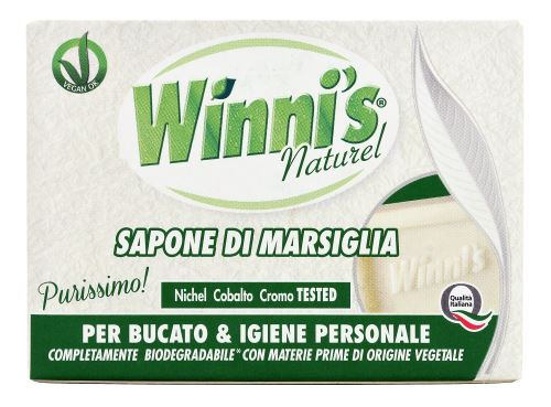 Winni´s Sapone Marsiglia 250g ekol. tuhé mýdlo (570)