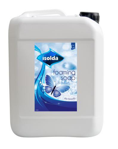 Isolda pěnové mýdlo modré 5 l