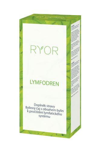 RYOR Čaj Lymfodren, nálevové sáčky 30g krabička