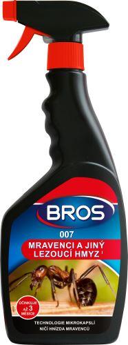 Bros 007 mravenci a jiný lezoucí hmyz 500ml
